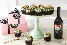 Georgetown Cupcake Creates Baileys Chocolate Mint For St Patricks Day