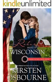Roberta Bride Of Wisconsin American Mail Order Brides Series Book 30