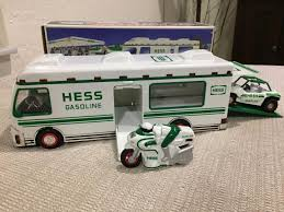 Hess 1998 Truck Recreation Van With Dune Buggy And Motorcycle ... Hess Truck Empty Boxes Toy Store Jackies 58 X 46 Hess Truck 1998 Creation Van Dune Buggy Motorcycle Tanker Truck Etsy Miniature Tanker Mint Ebay Amazoncom 2013 Tractor Toys Games Miniature Tanker First In A Series Mib Trucks 2018 Top Car Release 2019 20 Trucks Roll Out Every Winter Bring Joy To Collectors The 1499 Pclick Texaco Wings Of Mini 1991 Toy With Racer