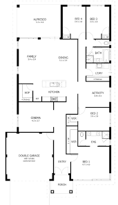 Metal 40x60 Homes Floor Plans by 40 60 Barndominium Floor Plans With Shop 3 Home 40x60 In Corglife