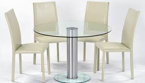 Chrome Small Set Glass Chairs Table Gumtree Top Dining Cube Giardino For Room Sets And Two