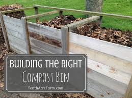 Building The Right Compost Bin | Tenth Acre Farm Alcatraz Volunteers Composter Reviews 15 Best Bins And Tumblers Of 2017 Ecokarma 25 Outdoor Compost Bin Ideas On Pinterest How To Start Details About Compost Turner Tumbler Bin Backyard Worm Heres We Used Worms To Get The Free 5 Bins Form The City Phoenix Maricopa County Food Homemade Pallet Composting Garden Make An Easy Diy Blissfully Domestic