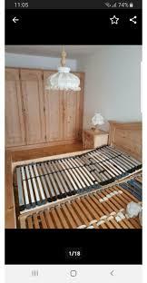 massivholz schlafzimmer hochwertig in 85107 baar ebenhausen