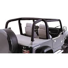 Jeep Roll Bar Accessories For Summer By Rugged Ridge