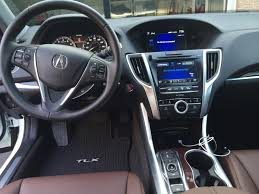 First Look at TLX Espresso Interior Page 2 Acura TLX Forum