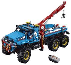 LEGO 42070 Technic 6x6 All Terrain Tow RC Truck Toy Motor Kit, 2 In ... Rc Tow Truck Snow Plow Deep Models Pinterest Trucks Jual Mainan Truk Excavator Remote Control M122140 Di Lapak Omah Wireless Winch Switch Lift Gate Hydraulic Pump Dump Hui Na Toys 1572 114 24ghz 15ch Cstruction Crane Features Lego R Technic 6x6 All Terrain 42070 Dan Harga Hot Sale Mobil Rc Wpl Helong Military Skala 116 4wd 24 Moc Flatbed Lego And Model Team Eurobricks Forums Toys Max Pemadam Kebakaran Daftar Navy Lanmodo Car Tent 48m Auto Without Stand Dan 124 24g 8ch Controlled Chargeable Eeering