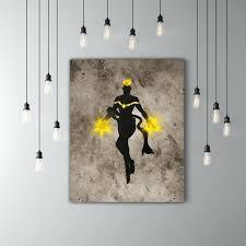Superhero Bedroom Decor Uk by Wall Ideas Marvel Wall Art Marvel 3d Wall Art Night Lights