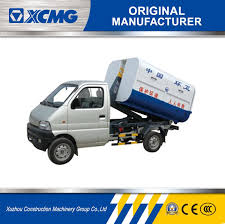 100 Garbage Truck Manufacturers China XCMG Good Quantity XZJ5020ZXX 1Ton Detachable Container
