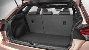 dimensions seat ibiza 2017 coffre et intérieur