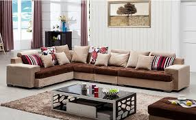 Furniture Sofa Designs For Living Room With Price Cushions Wooden Table Glass Carpet