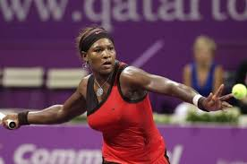 Serena Williams Wardrobe Malfunction