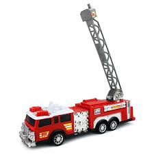 Velocity Toys Fire Rescue FD-28 Toy Fire Truck With Siren Sounds 360 ... Amazoncom Lego City Fire Truck 60002 Toys Games Just Kidz Battery Operated Kirpalanis Nv Car Transporter With 2 Trucks Vehicles Vintage 1972 Tonka Aerial Photo Charlie R Claywell Cek Harga Fisertechnik Blocks Stacking Dan 37 All Future Firefighters Will Love Toy Notes Blippi For Children _ Fire Truck Song Video This Is Where You Can Buy The 2015 Hess Fortune John World 62cm Engine 6000 Hamleys And American Plastic Rideon Gift Toddler For Kids Sandi Pointe Virtual Library Of Collections Dickie Iveco Magirus Online At Universe