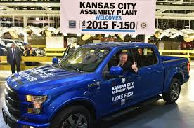 Truck Owners - KANSAS CITY ASSEMBLY PLANT COMES ON LINE AS SECOND ... Ford Tops Resurgent Us Car Industry 2013 Sales Results Show Kalw How Fords Largest Truck Factory Was Completely Overhauled In 8 Weeks Michigan F150 Plant Holds Key To Passage Of Uaw Deal New Starts Rolling Out Dearborn Plant Autoweek Celebrates Reopening Truck Radio From Scratch 2012 Lariat 4x4 Ecoboost Trend Super Duty Production Restart After Supplier Fire 2015 Begins At The Video Plants Undergo Quiet Revolution Henry Historic Rouge Is Reinvented Along With The F Chassis Assembly Detroit And Motor Co Assembly Reportedly Vandalized
