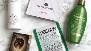 GLOSSYBOX Review + Coupon Code - October 2016 - Subscription Box ...
