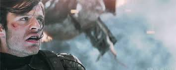 Bucky Barnes Winter Soldier Gif 7