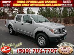 Pre-Owned 2016 Nissan Frontier PRO-4X 4.0L V6 4x4 Truck 4WD Crew Cab ...