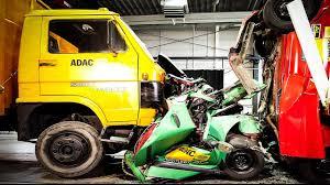 100 Truck Vs Car CRASHES VS INSANE Interior Crash Tests Accident