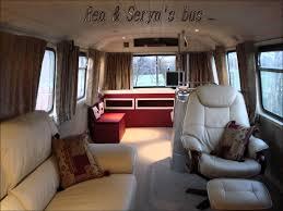 Double Decker Bus Living