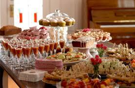 Food Bar Ideas For Wedding Reception