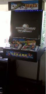 Mortal Kombat Arcade Cabinet Ebay by Arcade Machine 4 Steps