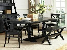 Round Dining Room Set For 4 by Black Dining Table And Chairs Set Glass Round Dining Table And 4