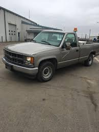 100 1998 Chevy Truck For Sale Surplus Vehicle Chevrolet C1500 Pickup 2 WD City Of Great