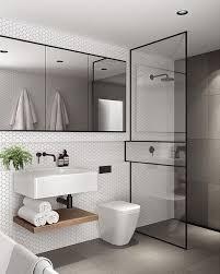 modernes kleines badezimmer design deko ideen deko