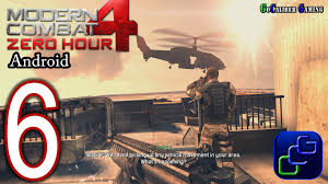 modern combat 4 zero hour android walkthrough part 6 mission