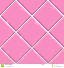 Download Seamless Pink Tiles Texture Background Stock Illustration