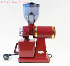 M520 A Electric Household Commercial Coffee Grinder Beans Burr Grinders