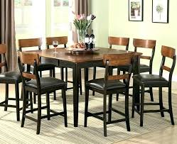 Long Dining Room Tables Small Tall Table Tips For Formal