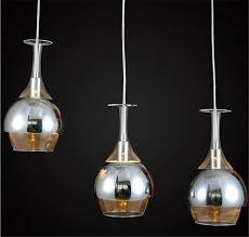 New Chandeliers Wine Glass Pendant Light Hanging Lighting Ceiling