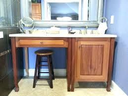 Bathroom Makeup Vanity Height by Vanities For Makeup U2013 Caaglop