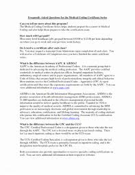 Cover Letter Examples For Medical Coding And Billing Resume Samples Image Of
