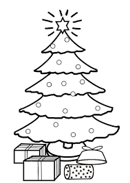Christmas Tree Coloring Pages Printable by Pine Tree Coloring Pages Trendy Pine Tree Coloring Pages With
