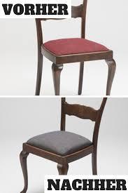 stuhl polstern selbst de stuhl polstern möbel polstern