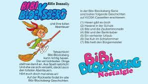 bibi blocksberg nostalgie publications