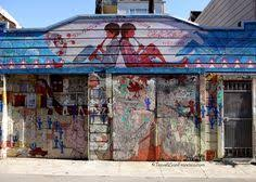 Balmy Alley Murals Mission District by Pin By Martha Lightcap On Balmy Alley San Francisco Ca