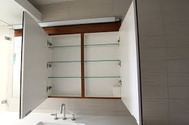 Brushed Nickel Medicine Cabinet With Mirror by Frameless Recessed Medicine Cabinet Brushed Nickel Recessed