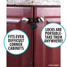Childproof Cabinet Locks No Screws by Child Locks For Cabinets Best Home Furniture Decoration