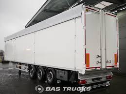 Kraker CF-BEST 92m3 10mm Floor Liftachse SAF Semi-trailer - BAS Trucks
