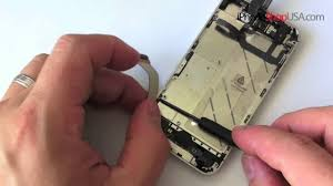 iPhone 4S Teardown Take Apart & Screen Replacement Directions by