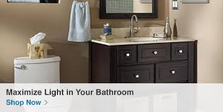 shop bathroom wall lighting at lowes