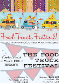 100 Food Trucks Baton Rouge South Charter Academys Truck Festival