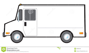 100 Ups Truck Dimensions A Typical American Van Or Clipart Panda Free Clipart Images
