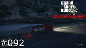 100 Fire Truck Game Videos 092 Truck Shenanigans Grand Theft Auto V PC Play By