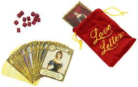 Love Letter Game Kastle Online