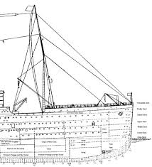 Titanic B Deck Plans by Flooding Of The Forepeak Encyclopedia Titanica Message Board