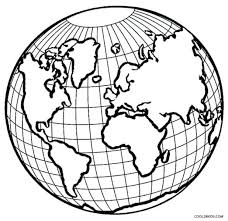 Earth Day Coloring Sheets To Print Printable Pages Free Planet