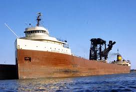 Edmund Fitzgerald Sinking Location by Edmund Fitzgerald Shipwreck In One Of The Most Tragic